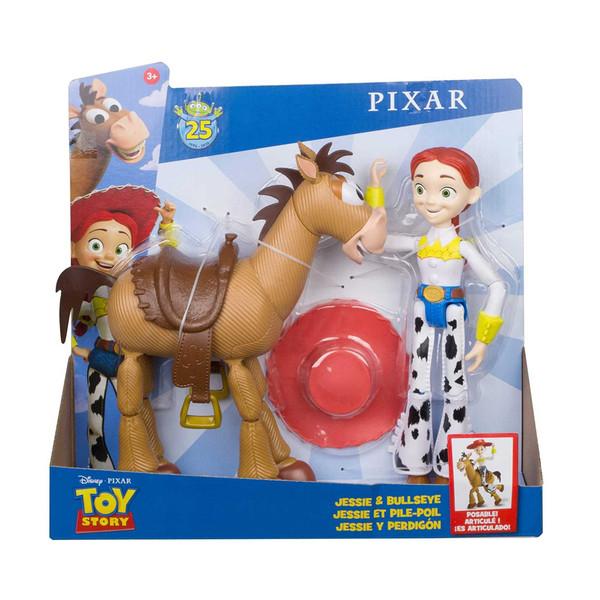 Mattel Toy Story Jessie and Bullseye Disney Pixar