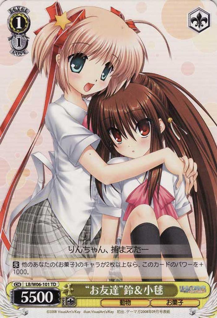 """""""Friends"""" Rin & Komari LB/W06-101"""