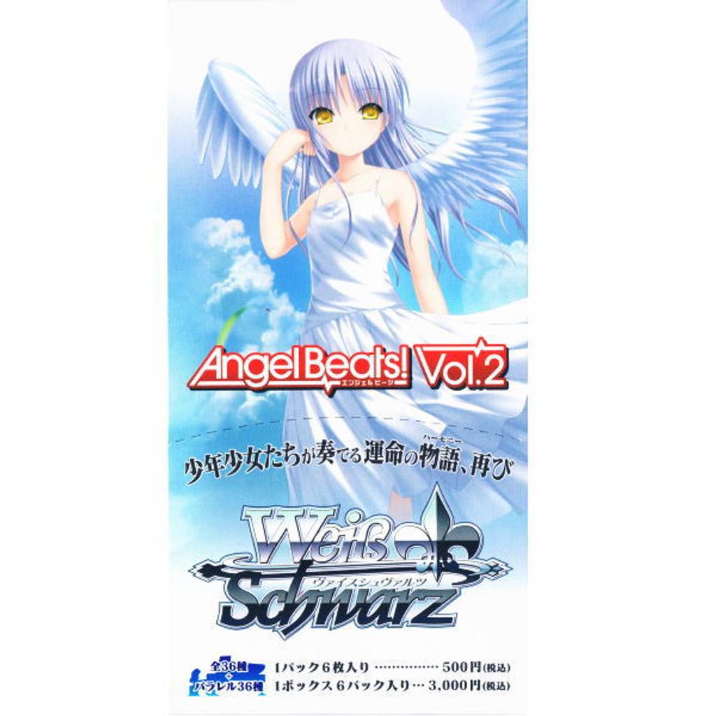 Angel Beats! Vol. 2 Booster BOX