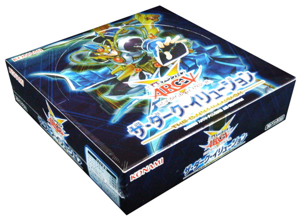 The Dark Illusion Booster BOX