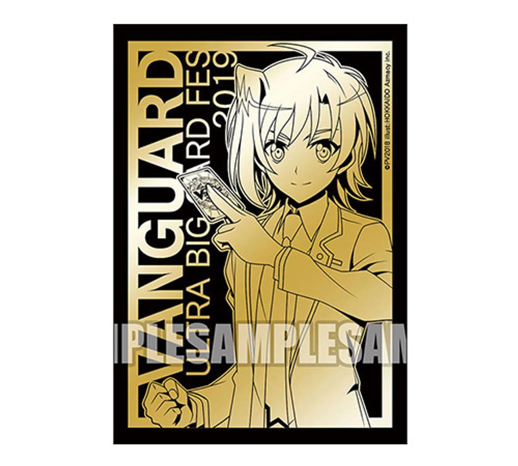 Sendou Aichi 2019 ver Sleeve Bushi Road Sleeve Collection extra vol.49
