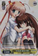 """""""Friends"""" Rin & Komari LB/W06-101 Foil"""