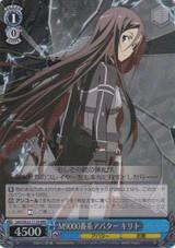 Kirito, M9000-type Avatar SAO/SE23-T11R RRR