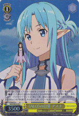 "Asuna, Normal ""ALO"" Life SAO/SE23-03 Foil"