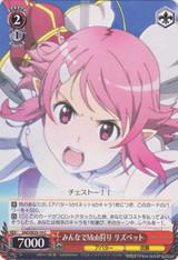 Lizbeth, Hunting Mobs With Everyone SAO/SE23-14