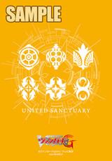 "Bushi Road sleeve collection Mini Extra Vol.8 ""United Sanctuary"""