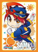 """Buddy Fight sleeve collection Mini Extra Vol.1 """"Gao Mikado"""" Quily Ver."""