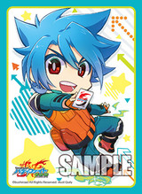 """Buddy Fight sleeve collection Mini Extra Vol.2 """"Tasuku Ryuenji"""" Quily Ver."""