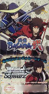 Sengoku Basara Anime Booster BOX