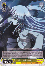 Kanade, Reason for Fighting AB/W11-010