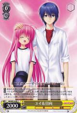 Yui & Hinata AB/WE14-08