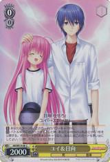 Yui & Hinata AB/WE14-08 Foil