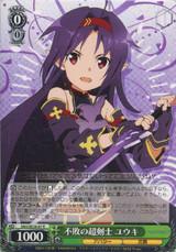Yuuki, Undefeated Super Swordsman SAO/SE26-07