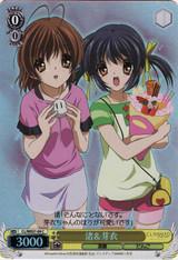 Nagisa & Mei CL/WE07-09 Foil
