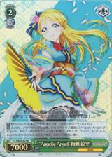 """""""Angelic Angel"""" Eli Ayase LL/WE24-02 Foil"""