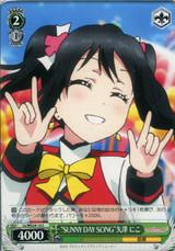 """SUNNY DAY SONG"" Nico Yazawa LL/WE24-10"