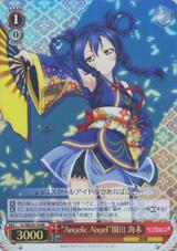 """""""Angelic Angel"""" Umi Sonoda LL/WE24-16 Foil"""