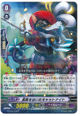 Cat Knight in Boots R G-BT06/036