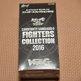 Fighter's Collection 2016 Booster BOX Vanguard Festival Ver