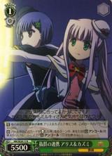 Alice & Kazumi, Wonderful Combination MK/SE29/17 R