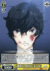 "Fated ""Imprisonment"", Protagonist P5/S45-012 U"