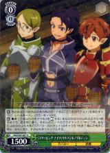 Sleeping Knights Talken & Nori & Jun SAO/S47-027 R