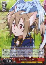 Silica, Gathering Materials SAO/S47-051 RR