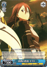 Kirito, Promise of Resumption SAO/S47-P02 PR
