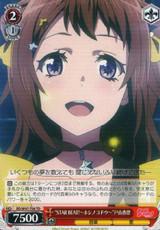 STAR BEAT! ~Hoshi no Kodou~ Kasumi Toyama BD/W47-T08 TD