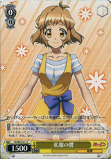 Hibiki in Casual Outfit SG/W52-011 C