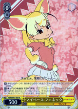 Fennec at Her Own Pace KMN/W51-007 R