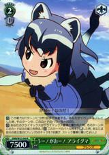 Common Raccoon, RAWR! KMN/W51-044 R