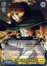 Until Death Armin AOT/S50-007 R