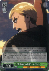 Destiny of Survival of Humanity Erwin AOT/S50-038 C