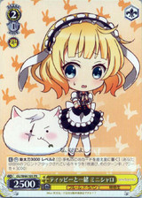 Mini Syaro with Tippy GU/W44-101 PR