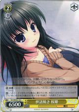 Yuuki, Caretaker DC3/WE30-14 C Foil
