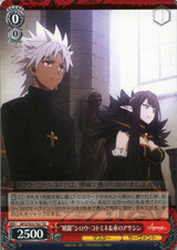 Behind the Scenes Shirou Kotomine & Red Assassin APO/S53-T02 TD