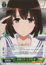 Megumi, Insufficient Facial Patterns SHS/W56-043 U