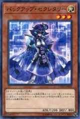 Backup Secretary COTD-JP002 Common