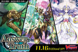 【X4 Set】V Extra Booster 04 The Answer of Truth Great Nature VR RRR RR R C Complete Set