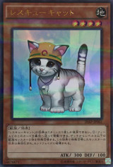 Rescue Cat 20AP-JP061 Ultra Parallel Rare