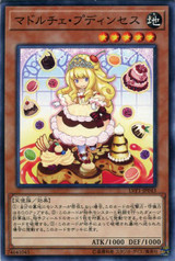 Madolche Puddingcess LVP1-JP043 Common