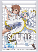 A Certain Magical Index Index&Mikoto Sleeve