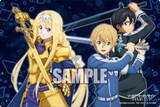 Sword Art Online Kirito&Eugeo&Alice Rubber Play Mat