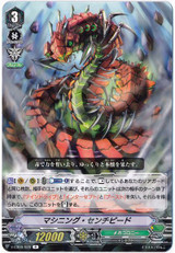 Machining Centipede V-EB09/029 R