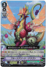 Fruits Assort Dragon V-EB10/016 RR