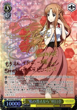 If That Is My Answer Asuna SAO/S65-003SP SP
