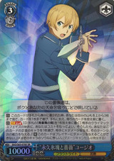 Eternal Block of Ice and Rose Eugeo SAO/S65-078S SR