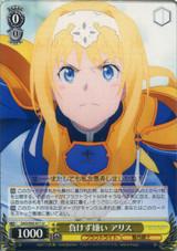 Alice, Hates Losing SAO/S65-011 U