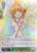 Record! Sakura Kinomoto CCS/W66-028S SR